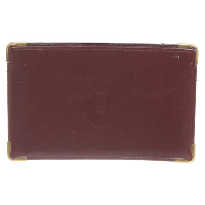 Cartier Leather case Brown