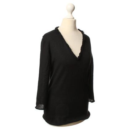 Jil Sander Sweater in black