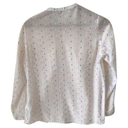 Hoss Intropia EMBROIDERY BLOUSE