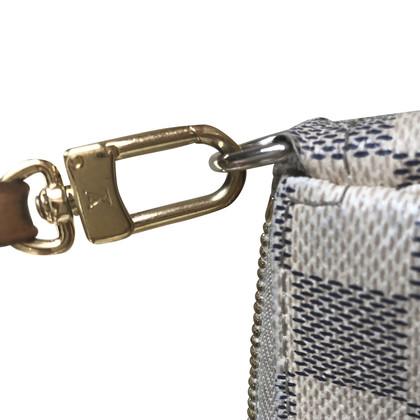 """Louis Vuitton """"Pochette Accessoires Damier Azur Canvas"""""""