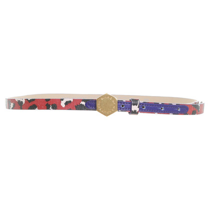 Marc by Marc Jacobs Belt with pattern