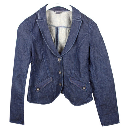 Armani Blazer denim