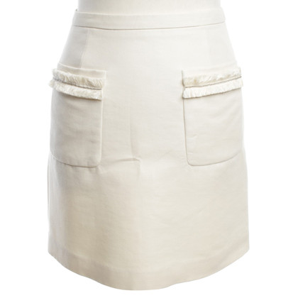 Phillip Lim skirt in cream