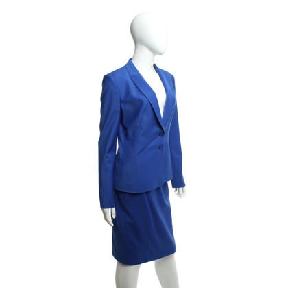 Hugo Boss Kostüm in Blau