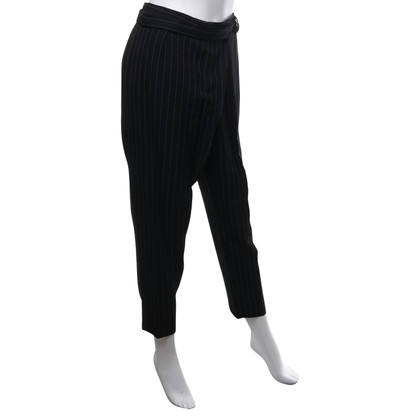 Dorothee Schumacher trousers with pinstripe