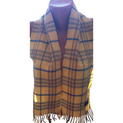 Burberry Sciarpa in lana con motivo Nova Check