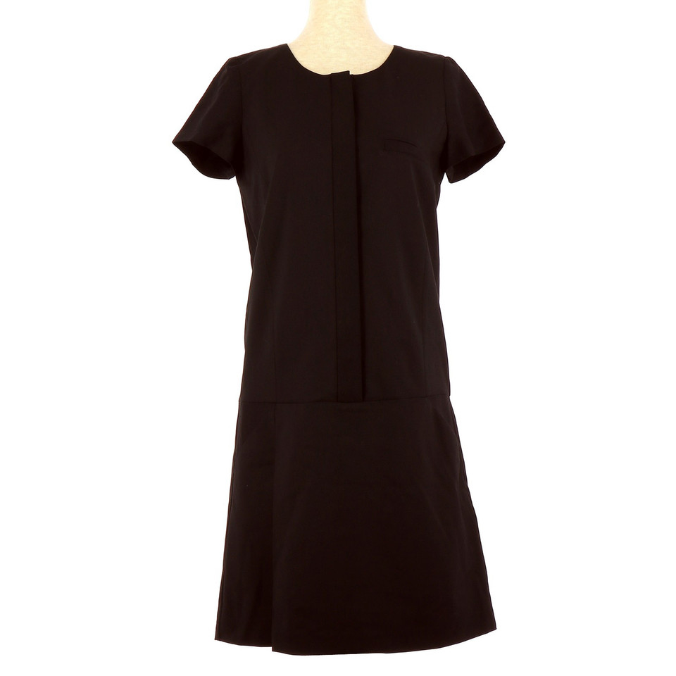 Comptoir des cotonniers robe noire acheter comptoir des cotonniers robe noire second hand d - Comptoir des cotonniers occasion ...