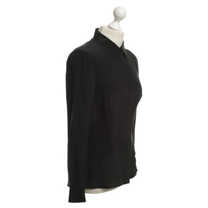 Closed Silk blouse in black