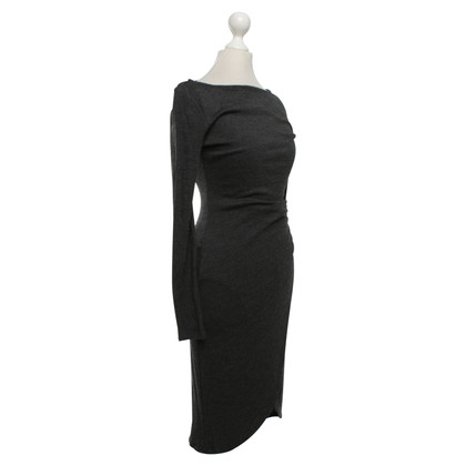 Michael Kors Jersey dress in dark gray