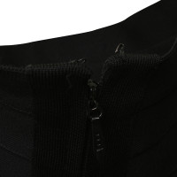 Hervé Léger Taille rok in zwart