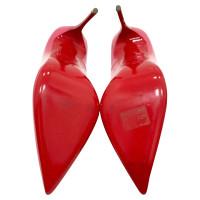Christian Louboutin Patent leather pumps
