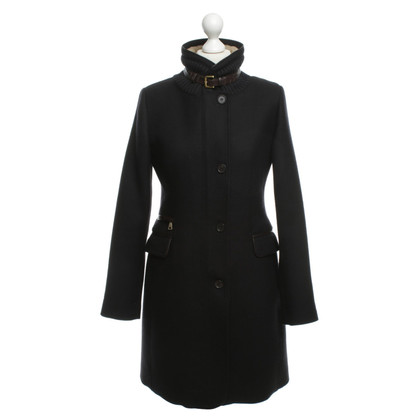 Mabrun Short coat with Mandarin collar