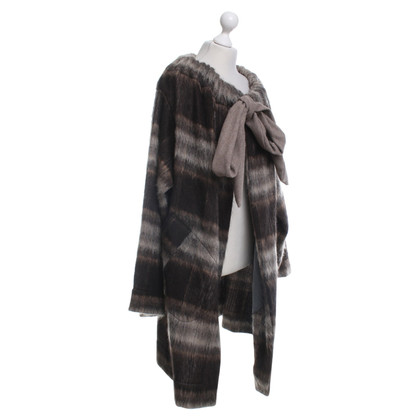 Vivienne Westwood Coat with plaid pattern