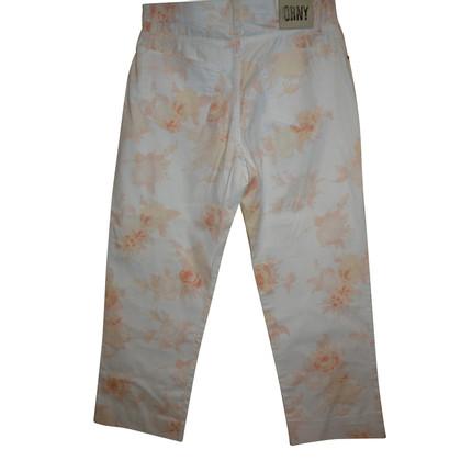 DKNY floral pants