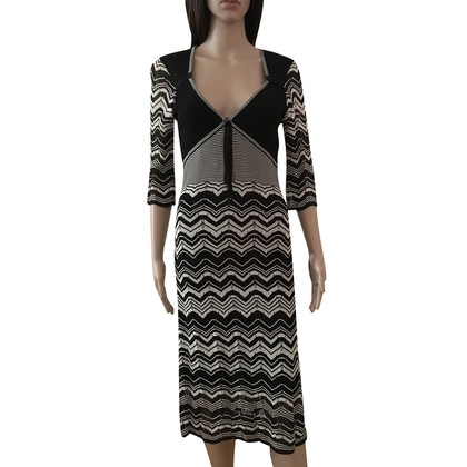 Karen Millen  Midi-Kleid aus Feinstrick