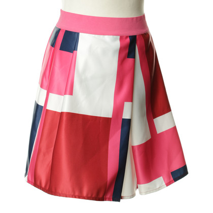 Pinko skirt in multi colored