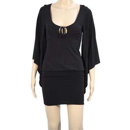 Patrizia Pepe Mini jurk in zwart