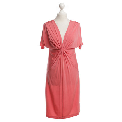 Luisa Cerano Dress in salmon colors