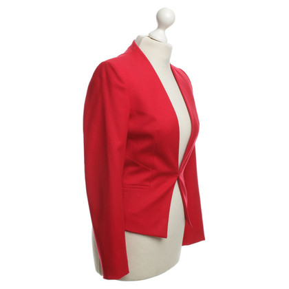 Hugo Boss Wollblazer in Rot