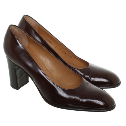 Casadei pumps in brown