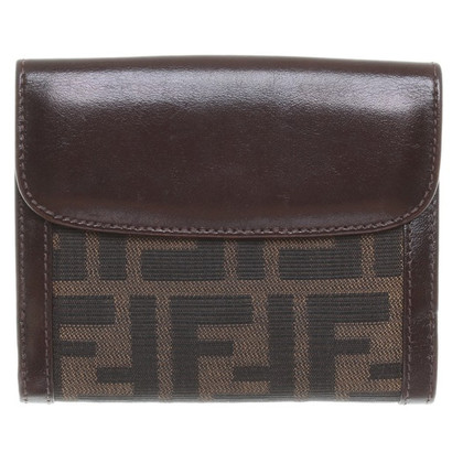 Fendi Wallet in Brown