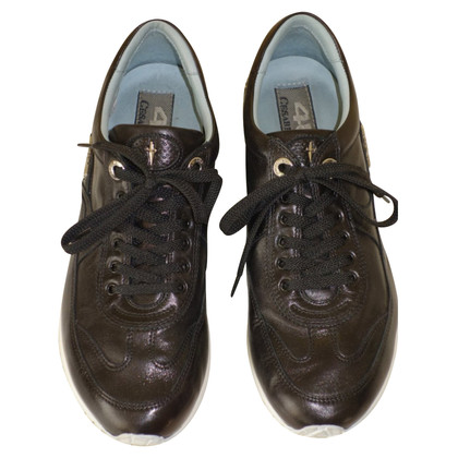 Cesare Paciotti Sneakers with rivets