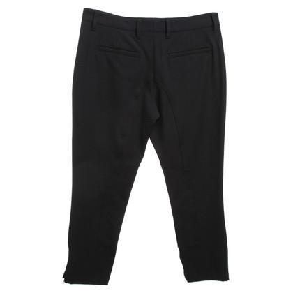 Prada 3/4 pantaloni in nero