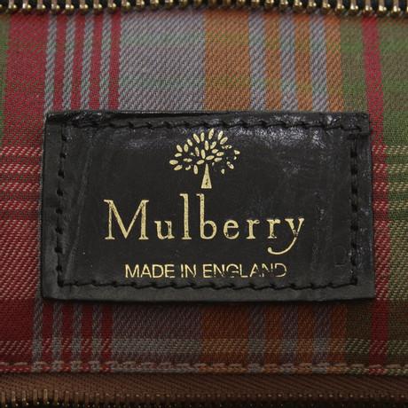 Mulberry Tote Bag in Schwarz Schwarz Erschwinglich ZLt0b9OsQZ