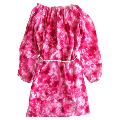 Michael Kors Belted tunic dress