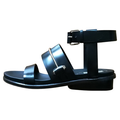 Balenciaga Sandals in zwart