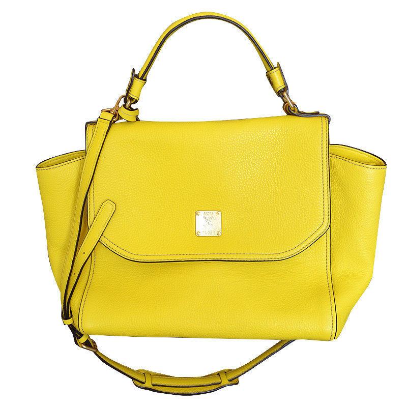 mcm tasche in gelb second hand mcm tasche in gelb gebraucht kaufen f r 539 00 100369. Black Bedroom Furniture Sets. Home Design Ideas