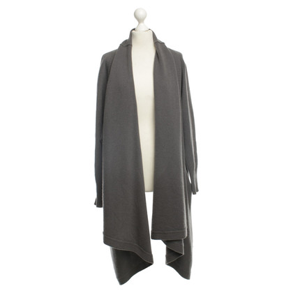 Donna Karan Knitted Cardigan in cashmere