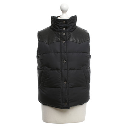 Polo Ralph Lauren Giù Vest in Black
