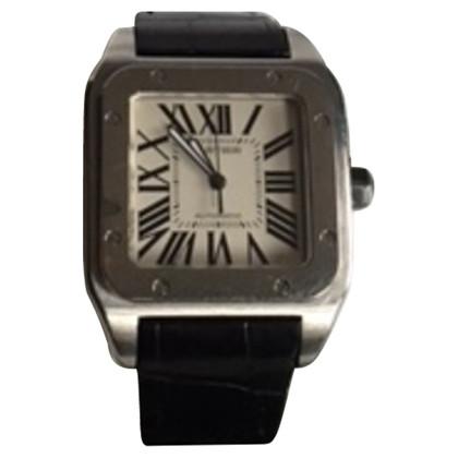 """Cartier Horloge """"Santos 100"""""""