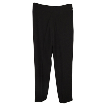 Blumarine trousers in black