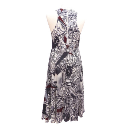 Friendly Hunting Dress with print
