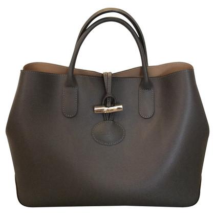 Longchamp Grijs ugg tas