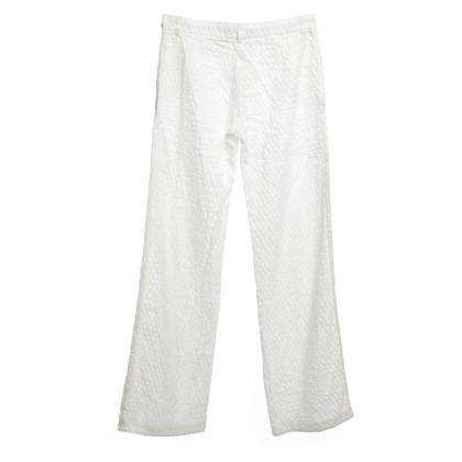 Sport Max Pantaloni in bianco