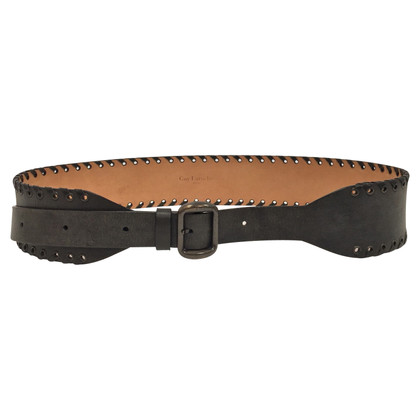 Guy Laroche High belt green