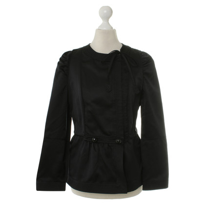Derek Lam Silk jacket in black