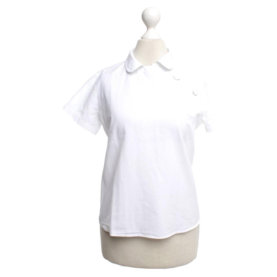 A.P.C. Camicia in bianco