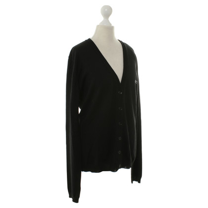 Armani Jeans Cardigan in nero