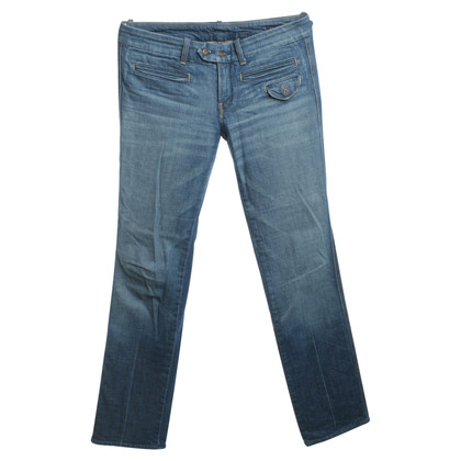 Citizens of Humanity Jeans in blue with wash