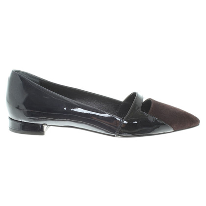 Konstantin Starke Ballerinas made of patent leather