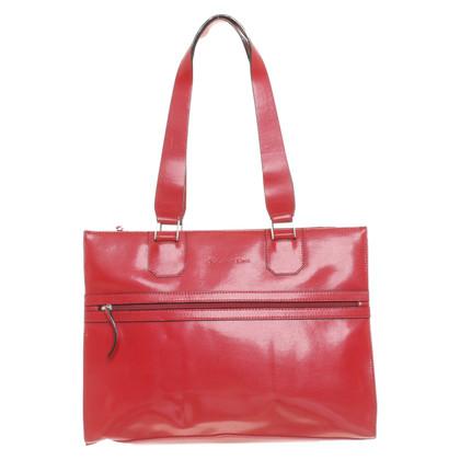Calvin Klein Sportive handbag in red