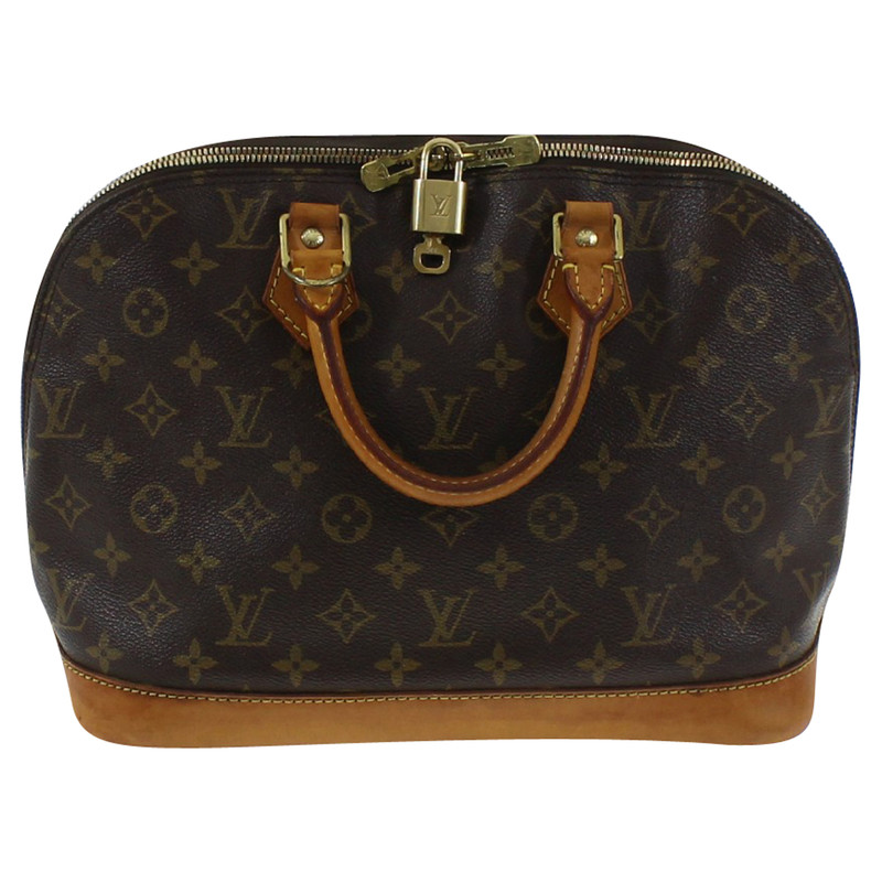 louis vuitton tasche monogram alma pm second hand louis vuitton tasche monogram alma pm. Black Bedroom Furniture Sets. Home Design Ideas