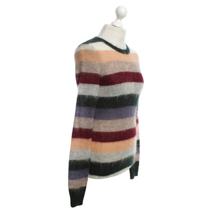 Isabel Marant Etoile Colorful striped sweater