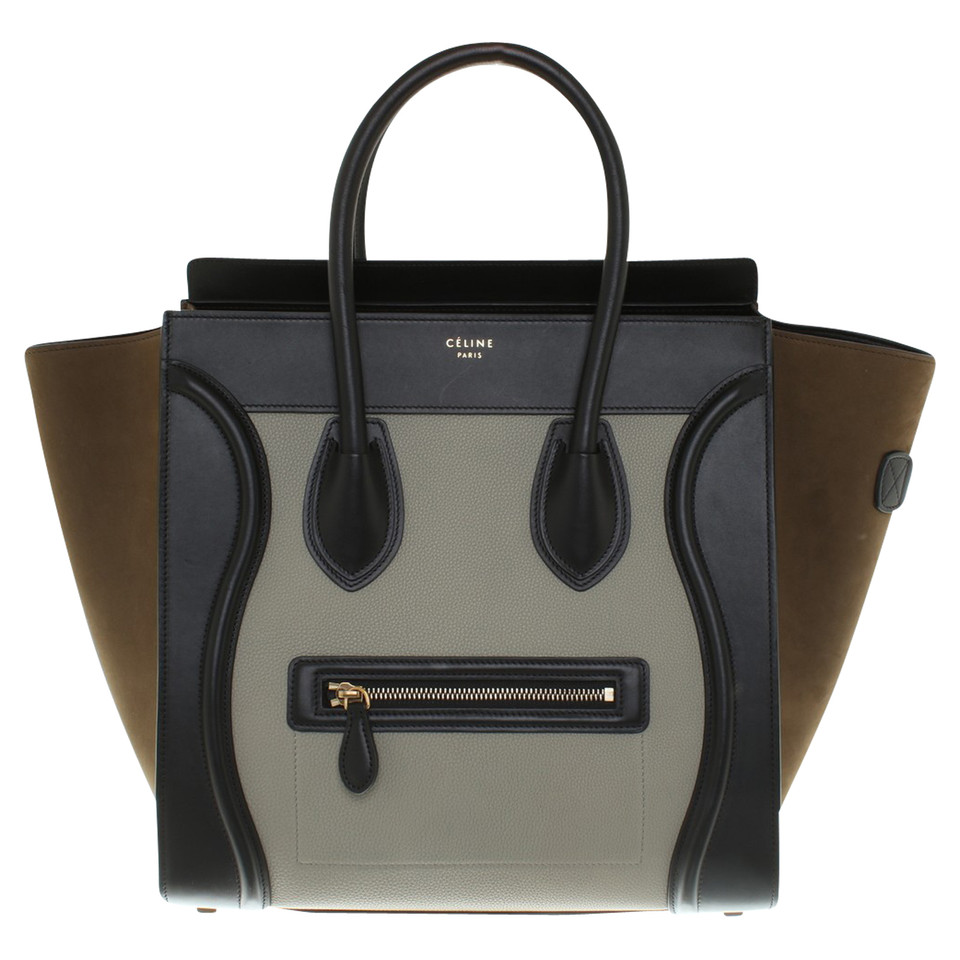 Céline Mini Luggage Bag