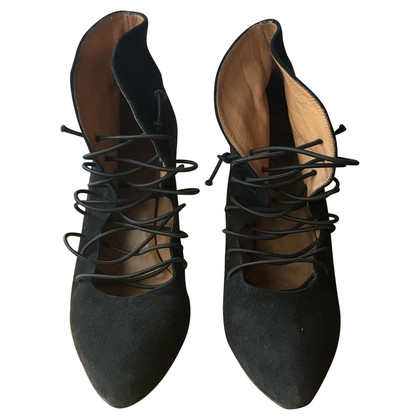 Acne Ankle boots lace-up