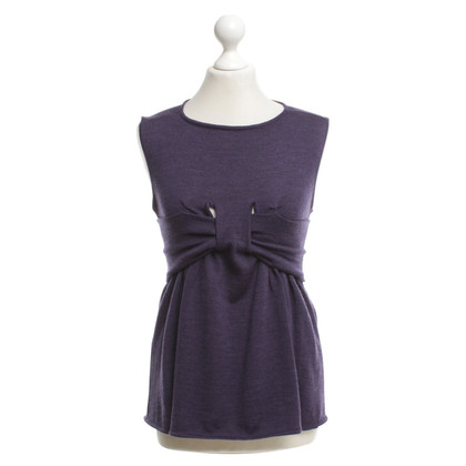 Proenza Schouler Top in Violet